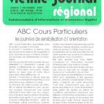 Article du 11.2009ABC Cours Particuliers, les journées de sensibilisation à l'orientation